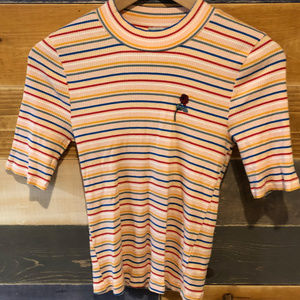 Urban Outfitters Striped Top L
